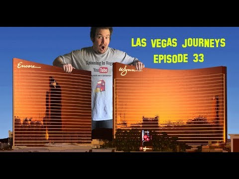 """Las Vegas Journeys - Episode 33 """"Wynning at Encore.... and Cosmo"""""""