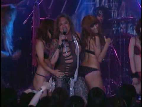 STEEL PANTHER in TOKYO - Party All Day (F**k All Night)