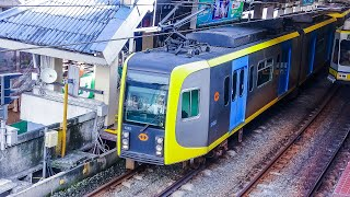 RailWay. Manila Light Rail Transit System. Metrorail - LRT Line 1 / Метрополитен Манилы. LRT-1