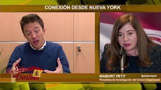 MAIBORT PETIT:Chávez tenía el objetivo de convertir a España en el punto de entrada de cocaína