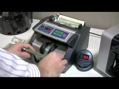 AccuBANKER AB1100:: Commercial Digital Bill Counter