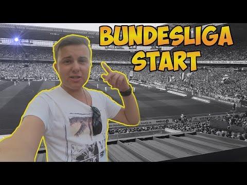 VIP BUNDESLIGA START ! | Real Life Vlog