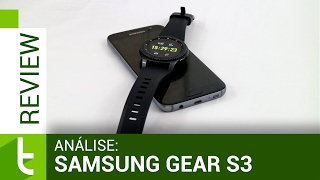 Análise: Samsung Gear S3 | Review do TudoCelular