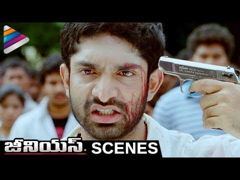 Havish Takes Revenge on Pradeep Rawat and Ends Life | Climax Scene | Genius Telugu Movie Scenes