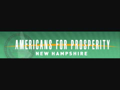 Americans for Prosperity - New Hampshire RGGI Repeal Radio Spot
