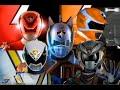 Power Rangers SPD Future Morph