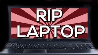 Goodbye Laptop