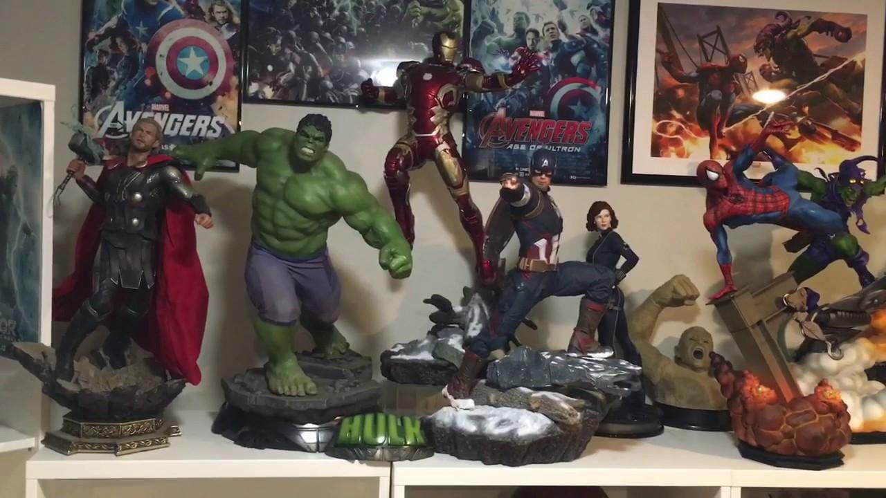 Avengers Age of Ultron corps KNOCKERS Hulk Solaire Figure Neca 61493