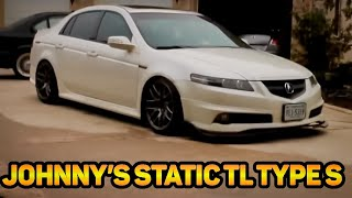 THE CLEANEST TL TYPE-S YOU WILL EVER SEE! Johnny's static TL Type-S