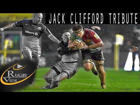 Jack Clifford Rugby Tribute | Young Superstar