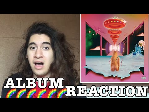 Kesha - Rainbow Album REACTION