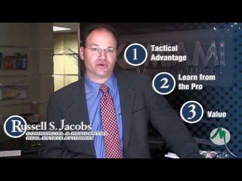 Three Reasons to Take a Russell Jacobs Class
