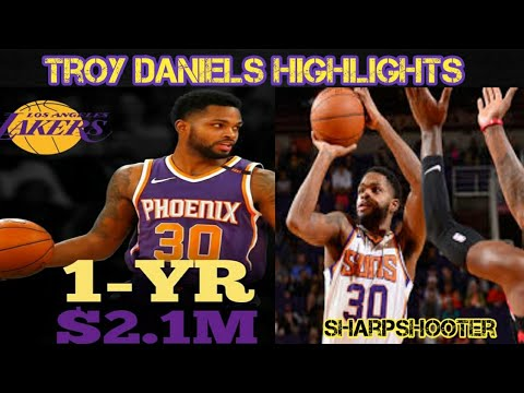 Troy Daniels Highlights