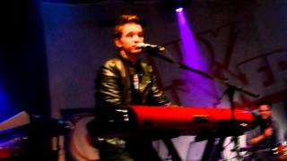 "Andy Grammer ""Fine By Me"" Live NYC Highline Ballroom #FineByMeNYC 2/10/12"