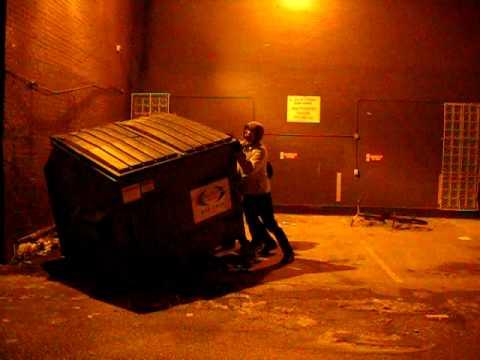 Dumping Dumpster