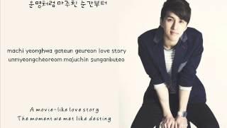 [켄] Ken (VIXX) - My Girl (Fated to Love You OST) [Hangul + Romanization + English] Lyrics