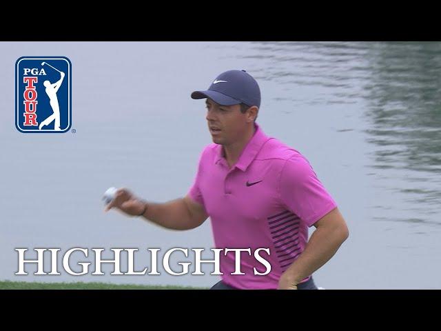 Rory McIlroy's Higlights | Round 3 | Wells Fargo