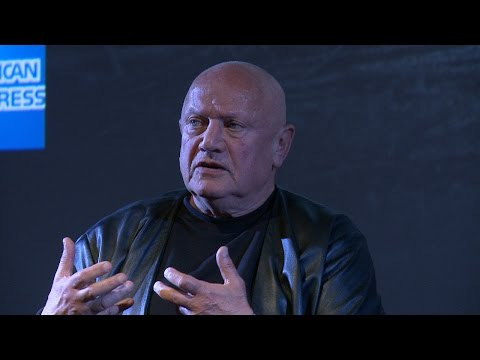 Steven Berkoff on The Hidden Fortress | BFI