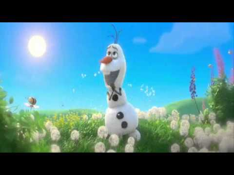 La reine des neiges olaf en t french canadian youtube - Olafe la reine des neiges ...