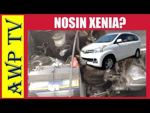 Letak Nomor Mesin Dan Rangka Daihatsu Xenia 2013