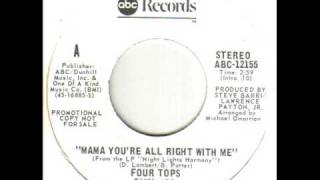 The Four Tops Mama You