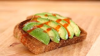 Avocado Toast And Smoked Salmon Tartine | Everyday Health