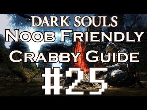 [PT-BR] Crabby Guide: [Dark Souls: Prepare To Die Edition] #25 - Duke's Archives 1