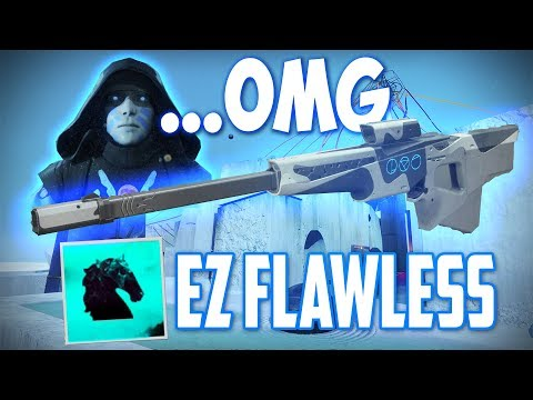 Destiny 2 EASY FLAWLESS BEST TRIALS PVP WEAPON