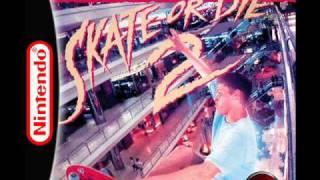 Skate Or Die 2 (nes) - Halfpipe Plans Music