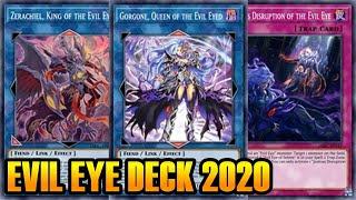 【YGOPRO】 EVIL EYE DECK 2020