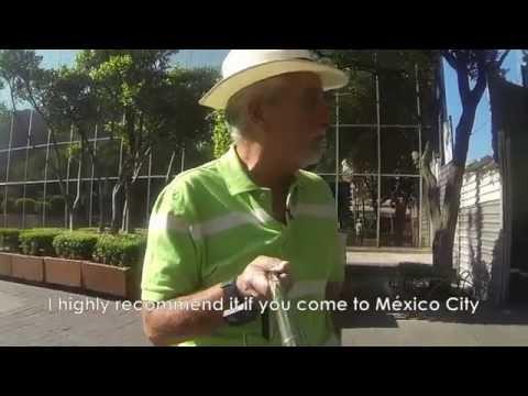 México City: Reforma Avenue and Polanco, English subtitles
