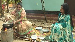 স্বাদে ভরা লাভলী আপার 'জালা পিঠা'   SPECIAL VILLAGE FOOD RECIPE 'JALA PITHA' IN BANGLADESH