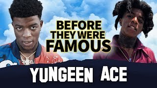 Yungeen Ace | Before They Were Famous | Keyantae Bullard Biography