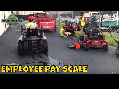 How To Pay Lawn Care Employees