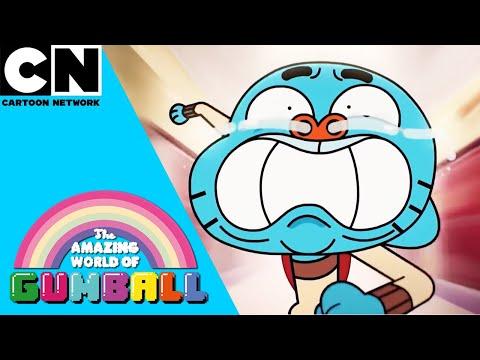 Gumball School Blues 🎒   Cartoon Network