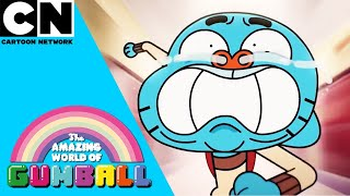 Gumball School Blues  | Cartoon Network