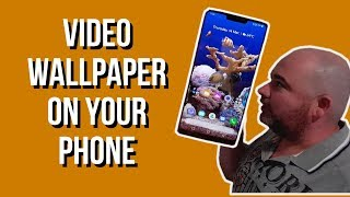 HOW TO USE ANY VIDEO AS WALLPAPER ON YOUR PHONE || Easy Step by Step