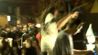 GRANADA DUB CORNER #9-QEDAMAWE FYAH SOUNDSYSTEM- LAST TUNE!!