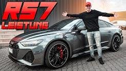Audi RS7 | 700PS ABT POWER auf dem PRÜFSTAND! | Daniel Abt
