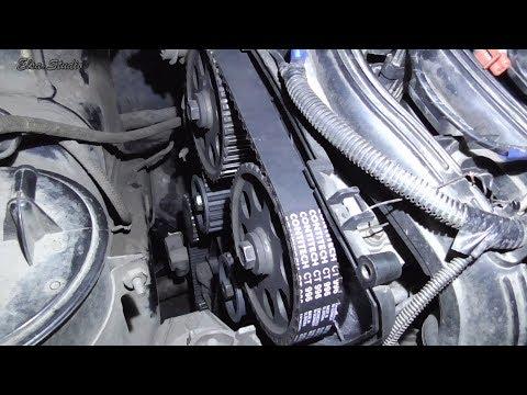 Замена ремня ГРМ и роликов ВАЗ 2110 16V, ВАЗ 2111