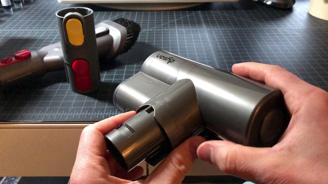 Dyson V7 V8 V10 Adapter Converter For Dyson Vacuum Parts Youtube