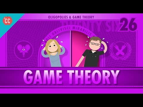 Game Theory and Oligopoly: Crash Course Economics #26