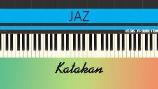 Jaz - Katakan (Karaoke Acoustic) By Regis