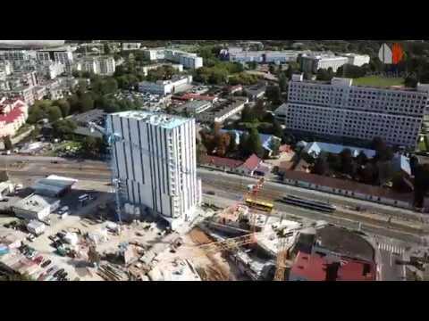 Apartamenty Mogilska w Krakowie - Wrzesień 2018