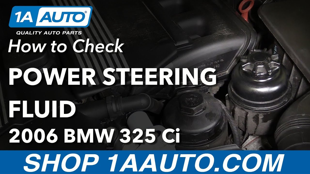 how to check power steering fluid 04 13 bmw 325ci e46 youtube how to check power steering fluid 04 13 bmw 325ci e46