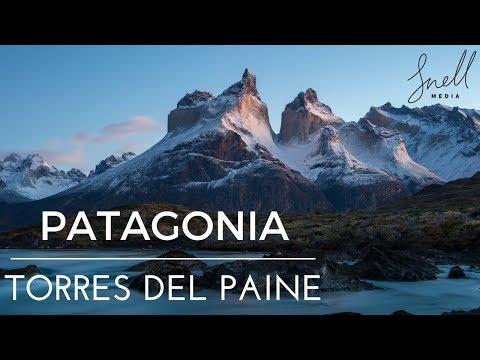 PATAGONIA Ep.8 Torres Del Paine BvS & Thomas Heaton Workshop plus DEPARTURES Inspo