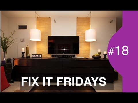 Interior Design | Small Apartment Decorating Ideas - FIF #18