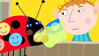 Ben and Holly's Little Kingdom | Gaston Goes to the Vet | Cartoon for Kids