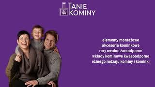 Kominy kwasoodporne wkłady kominowe Wałcz Taniekominy.pl Mirosław Hańczaryk