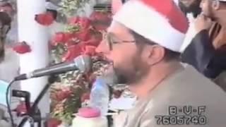 الشيخ منصور جمعه اذا السماء انفطرت  باكستان رووووووعه المقطع الاول
